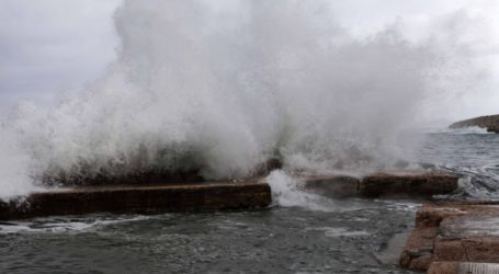 Θυελλώδεις άνεμοι σήμερα και αύριο στη Μαγνησία – Έκτακτο δελτίο καιρικών φαινόμενων