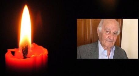Σήμερα στη Λάρισα η κηδεία του Γιώργου Γουμενόπουλου