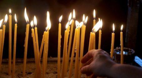 Τραγωδία στον Τύρναβο: 65χρονη πέθανε μέσα στο παρεκκλήσι της Αγίας Άννας