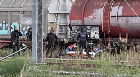 """Λάρισα: Μάχη για την ζωή της δίνει η 18χρονη που """"κεραυνοβολήθηκε"""" στις γραμμές του ΟΣΕ – Μεταφέρεται στην Αθήνα"""