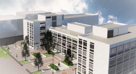 Λάρισα: Εντυπωσιακή η νέα έδρα της Περιφέρειας Θεσσαλίας