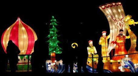 Στο Ταλίν ζωνταντεύει το παραμύθι των Χριστουγέννων