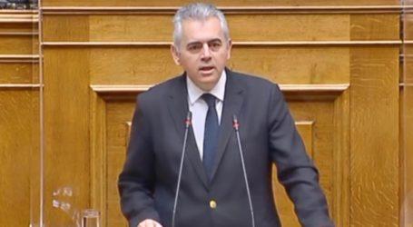 Χαρακοπόπουλος προς Βορίδη – Σταϊκούρα: Αγρότες του ειδικού καθεστώτος καλούνται να ανοίξουν βιβλία επειδή έλαβαν καθυστερημένα ενισχύσεις