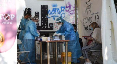 Νέος γύρος rapid test σήμερα Δευτέρα στην Κεντρική πλατεία της Λάρισας