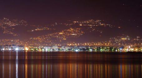 Βόλος: Δύο φορές πάνω από το όριο η ατμοσφαιρική ρύπανση στις 16 Δεκεμβρίου