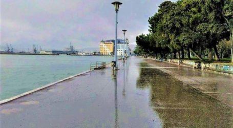 Για ισχυρές βροχές και καταιγίδες προειδοποιεί το Κεντρικό Λιμεναρχείο Βόλου