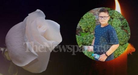 Θρήνος στη Σκιάθο: «Έφυγε» ο 12χρονος Νίκος Χαλκιάς