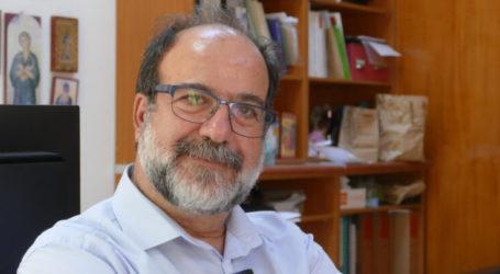 Χατζηχριστοδούλου: Σε πτωτική πορεία ο δείκτης μετάδοσης στη Λάρισα, αλλά τα μέτρα θα συνεχιστούν για αρκετό διάστημα…