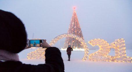 Πώς είναι τα Χριστούγεννα στην πιο κρύα πόλη του κόσμου; Στους -45 βαθμούς Κελσίου!