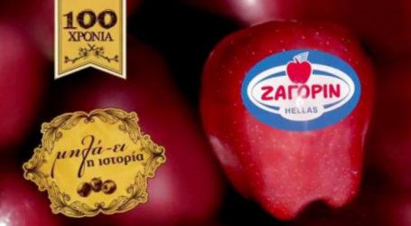 ΖΑΓΟΡΙΝ: Υποψήφια στα Greek Exports Awards