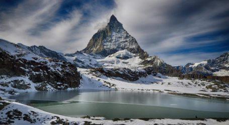 Ζερμάτ: Αλπικό σκηνικό στους πρόποδες των ψηλότερων βουνών της Ελβετίας (φωτο)
