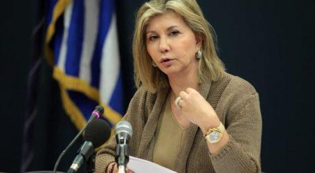 Ζ. Μακρή: «Μέχρι την τελευταία στιγμή, η ενίσχυση του Τρικερίου από το Υπουργείο Εσωτερικών»