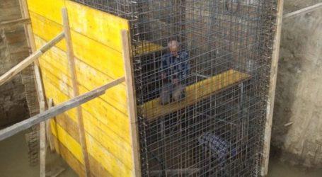 Προχωρούν από την Περιφέρεια Θεσσαλίας οι εργασίες κατασκευής του νέου αποχετευτικού και υδρευτικού δικτύου στο Ομόλιο