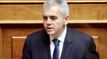 Χαρακόπουλος: Ηθική υποχρέωση η ποσόστωση στις προσλήψεις πολυτέκνων και τριτέκνων