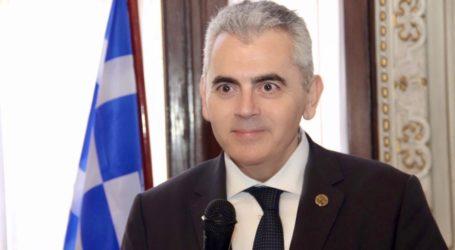 Χαρακόπουλος: Ατενίζουμε το μέλλον με μεγαλύτερη αισιοδοξία!
