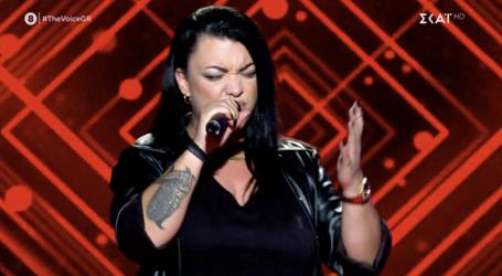 Στην επόμενη φάση του The Voice η Βολιώτισσα Δέσποινα Δημητρίου