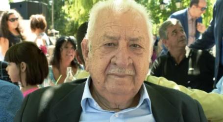 Πέθανε ο ευεργέτης του Βόλου Χαράλαμπος Τσιμάς