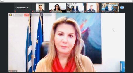 Ζέττα Μακρή : «Εθνική Ημέρα Μνήμης των Ελλήνων Εβραίων του Ολοκαυτώματος: Ιερό χρέος η ισχυροποίηση της ιστορικής συλλογικής μνήμης»