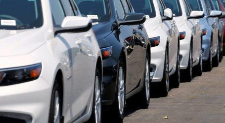 Θεσσαλία: Ανεβασμένες οι πωλήσεις οχημάτων τον Νοέμβριο