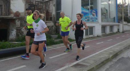 Εκατοντάδες Βολιώτες στο 5ο Virtual Volos Santa Run
