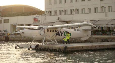 Υδροπλάνα: Ετοιμα για αποθαλάσσωση σε Βόλο, Σκόπελο, Αλόννησο!