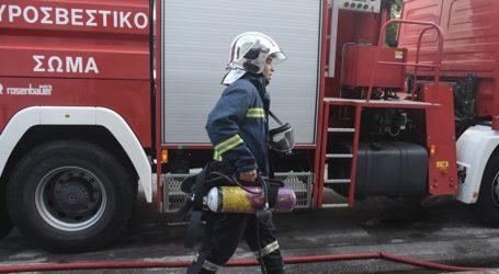Σοβαρές ζημιές σε σπίτι στην Ανακασιά μετά από φωτιά