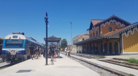 Ξανά στις ράγες το τρένο Βόλου – Λάρισας: Πότε ξεκινούν τα δρομολόγια
