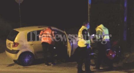 Βόλος: Τροχαίο με τραυματία έναν 28χρονο στη Λεωφόρο Αθηνών – Δείτε εικόνες