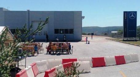 Βόλος: Συναγερμός στο hot spot «Μόζα» για βρέφος 4 μηνών