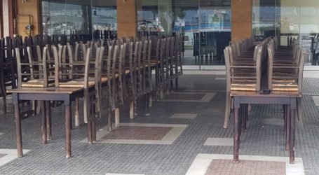 Βόλος: Τέσσερα μαγαζιά κατεβάζουν ρολά για πάντα μετά το lockdown