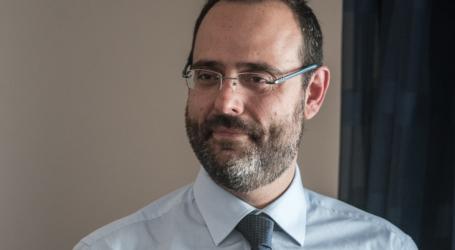 Λύση στα προβλήματα της ακτοπλοϊκής σύνδεσης Βόλου – Σποράδων ζήτησε από το βήμα της Βουλής ο Κων. Μαραβέγιας