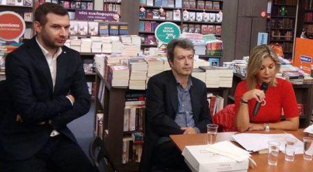 Η ανοιχτή επιστολή του Πέτρου Τατσόπουλου στη Ζέττα Μακρή