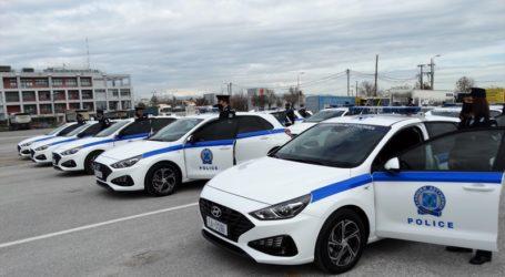 Σημαντική ενίσχυση της Αστυνομικής Διεύθυνσης Θεσσαλίας με 68 οχήματα [εικόνες]