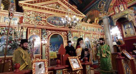 Τιμήθηκε ο Άγιος Αντώνιος στη Μητρόπολη Δημητριάδος [εικόνες]