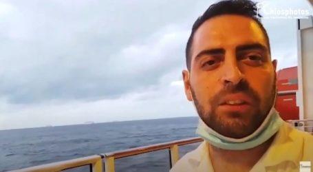Οι Χιώτες ναυτικοί στέλνουν τις ευχές τους από τα πέρατα της γης