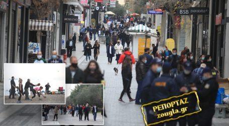 Ζωή στους δρόμους της Αθήνας