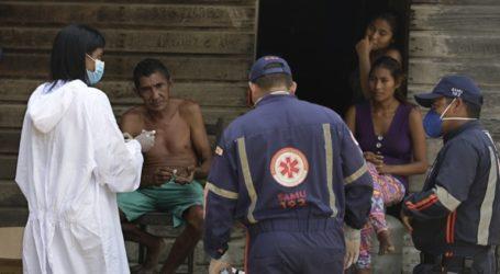 Ξεπέρασαν τους 195.000 οι νεκροί στη Βραζιλία