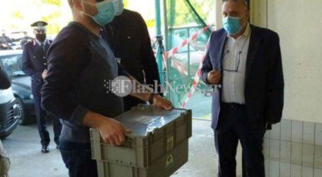 Ξεκίνησε ο εφοδιασμός των νοσοκομείων της Κρήτης με τα εμβόλια