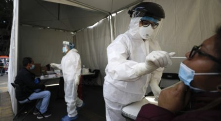 362 θάνατοι το τελευταίο 24ωρο στο Μεξικό