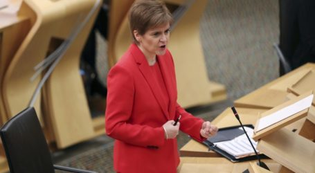 Η Σκωτία οδεύει σε νέο lockdown από σήμερα έως την άνοιξη