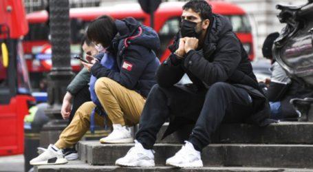 Βρετανία: Αρνητικό ρεκόρ με 58.784 νέα κρούσματα σε 24 ώρες