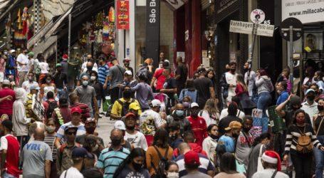 543 θάνατοι το τελευταίο 24ωρο στη Βραζιλία