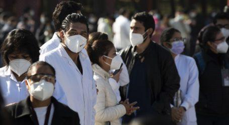 Πλησιάζουν τους 128.000 οι νεκροί στο Μεξικό