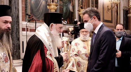 Κόντρα αρχιεπισκόπου – κυβέρνησης