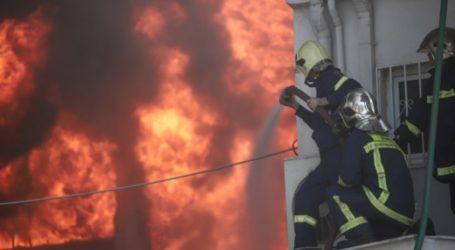 Αρνητικό ρεκόρ δεκαετίας στους θανάτους από αστικές πυρκαγιές