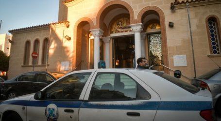 «Ήπια αστυνόμευση» έξω από τους ναούς της χώρας, τη μέρα των Θεοφανίων