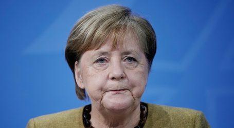 Παράταση και σκλήρυνση του lockdown στη Γερμανία ανακοίνωσε η καγκελάριος Μέρκελ