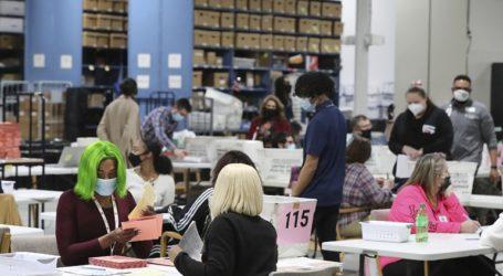 Προβάδισμα των Ρεπουμπλικάνων στην Τζόρτζια