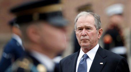 Το παρών θα δώσει ο Τζορτζ Μπους στην ορκωμοσία του Τζο Μπάιντεν