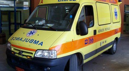 Ηράκλειο: Τροχαίο με πέντε τραυματίες